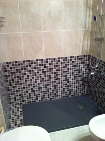 Cambiar ba era por plato de ducha - Sustitucion de banera por plato de ducha ...